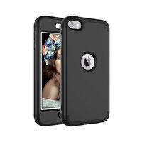 Armor Case iPod Touch 5 6 7 - Étui noir - Protection supplémentaire