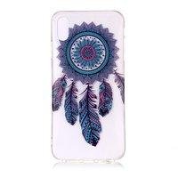Coque Transparente Dreamcatcher TPU iPhone XR - Bleu