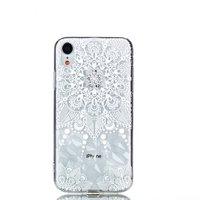 Coque iPhone XR TPU Diamond Case TPU - Mandala