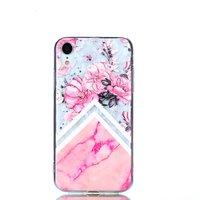 Coque iPhone XR TPU Diamond Case TPU - Rose