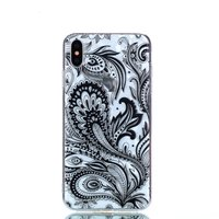 Coque iPhone XS Max Diamond Case TPU - Noire
