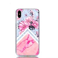 Étui iPhone XS Max Diamond Case TPU - Rose