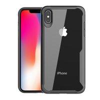 Étui de protection iphone xs max protect cas - noir
