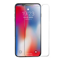 Protecteur de verre trempé iPhone XR et iPhone 11 Tempered Glass - Protecteur d'écran