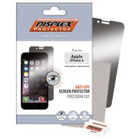 Protecteur d'écran Displex Privacy transparent iPhone 6 6s - Transparent