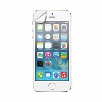 Protecteur d'écran Xqisit Glossy deux pièces iPhone 5 5s 5c SE 2016 - Transparent