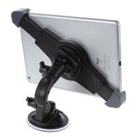 Support universel pour tablette avec voiture à ventouse iPad 7-12 pouces - Noir