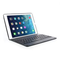 Bluetooth Keyboard case iPad Air 1 - QWERTY Zwart