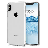 Spigen Liquid Crystal Case iPhone XS Max Cas étui transparent