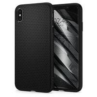 Spigen Air Liquide étui de protection iPhone XS Max mat étui noir