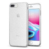 Coque iPhone 7 Plus 8 Plus transparente Spigen Liquid Crystal Glitter - Transparente