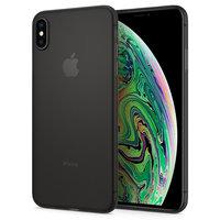 Spigen Air peau étui de protection iPhone XS Max Cas - étui noir mince