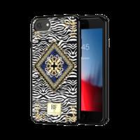 Étui Richmond & Finch Zebra Chain pour iPhone 6 6s 7 8 SE 2020
