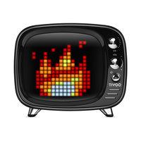 Divoom Tivoo Pixel Art haut-parleur Bluetooth - Noir