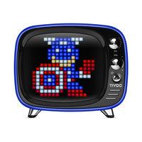 Divoom Tivoo Pixel Art haut-parleur Bluetooth - bleu