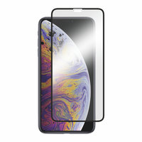 Displex TMO verre iPhone XS Max Protector 2.5D - Black Border