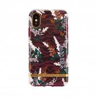 Coque iPhone X Richmond & Finch Floral Zebra - Floral Zebra