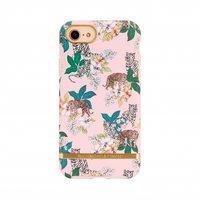 Coque iPhone 6 6s 7 8 SE 2020 Richmond & Finch Pink Tiger - Coque Rose - Pink Tiger