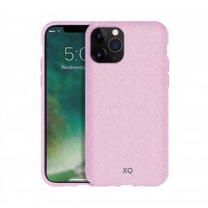 Coque de Protection Biodégradable Xqisit ECO Flex Case iPhone 11 Pro - Rose