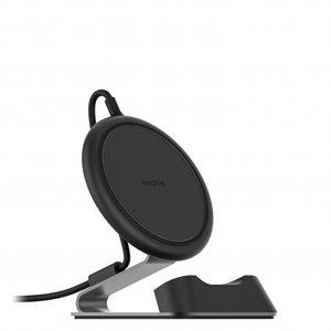 Mophie Universal Wireless Qi Charging Pad pour le bureau - Noir