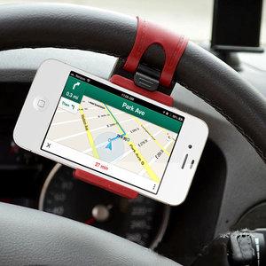 Support universel de voiture de téléphone de support de guidon pour l'iPhone GPS Smartphone