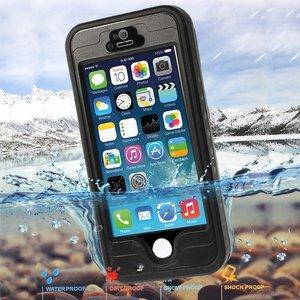 Coque étanche pour iPhone 5 5s SE Coque étanche - IP68 - Noir