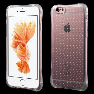 Coque en TPU ultra solide Coque de protection pour iPhone 6 6s Coque transparente