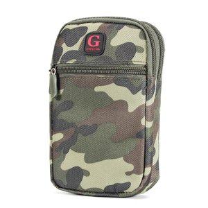 Housse universelle pour téléphone antichoc pour mobile - Army Camouflage Green