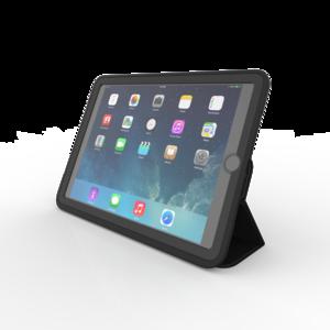 ZAGG Education PET Case iPad 9.7 pouces 2017 2018 - Antichoc Noir